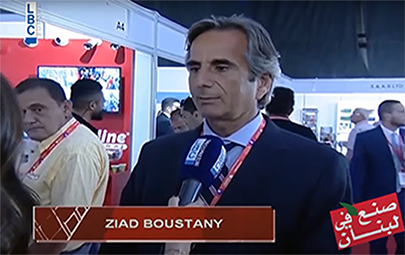 PROJECT LEBANON LBCI INTERVIEW